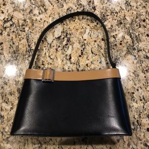 Handbags - NWT black leather handbag